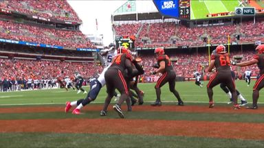 Wake sacks Mayfield for safety