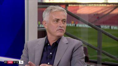 Jose dissects Tottenham opener