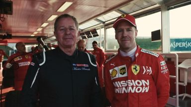 Martin and Seb take on Fiorano