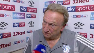 Warnock: Now we must kick-on