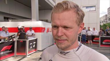 Magnussen rages at stewards