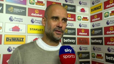 Guardiola: We will recover