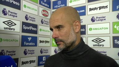 Pep: We were outstanding