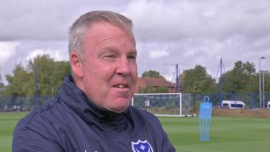 Jackett: South coast derby will be fierce