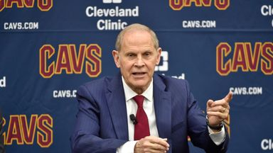 'Beilein didn't accept Cavs had lack of talent'