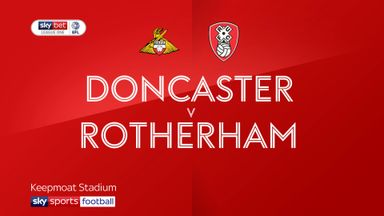 Doncaster 2-1 Rotherham