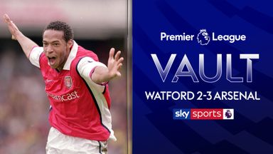 Watford 2-3 Arsenal | PL Vault (2000)