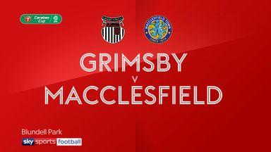 Grimsby 0-0 Macclesfield (5-4 pens)