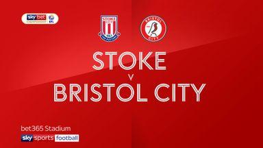 Stoke 1-2 Bristol City