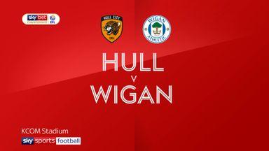 Hull 2-2 Wigan
