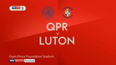 QPR 3-2 Luton