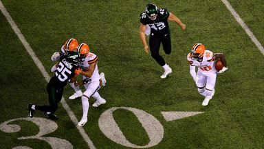 Browns 23-3 Jets