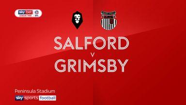 Salford 1-0 Grimsby
