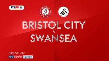 Bristol City 0-0 Swansea
