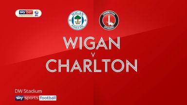 Wigan 2-0 Charlton