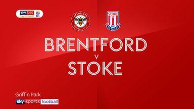 Brentford 0-0 Stoke