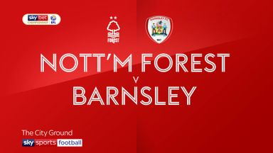 Nottingham Forest 1-0 Barnsley