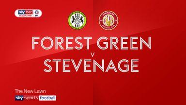 Forest Green 0-0 Stevenage