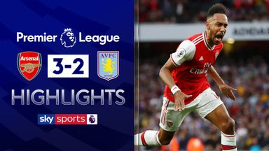Ten-man Arsenal fight back for victory