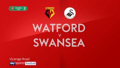 Watford 2-1 Swansea