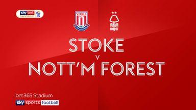 Stoke 2-3 Nott'm Forest