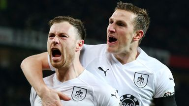 Merse: Burnley's front two are a handful