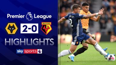 Wolves win keeps Watford bottom