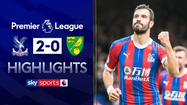 Milivojevic and Townsend see off Norwich