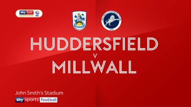 Huddersfield 1-1 Millwall