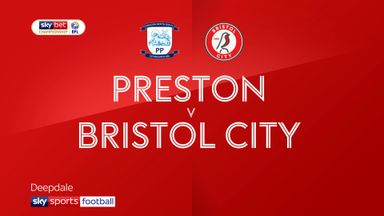 Preston 3-3 Bristol City