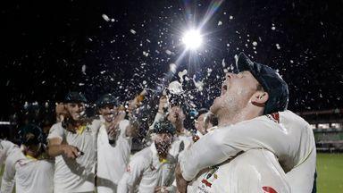 Bayliss: No talk about Aus celebrations