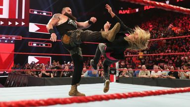 Strowman crashes Tag Team Champions Summit
