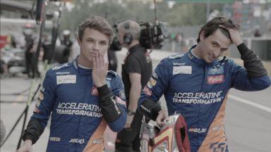 McLaren's budding 'bromance'