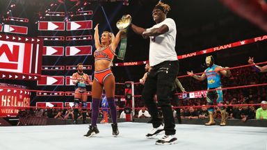 Carmella captures 24/7 Title from R-Truth