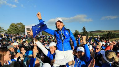 Matthew: Best Solheim moment ever