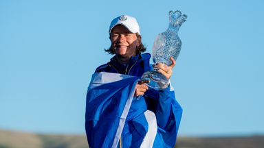 Matthew retains Solheim Cup captaincy