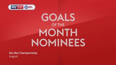Championship GOTM nominations - August