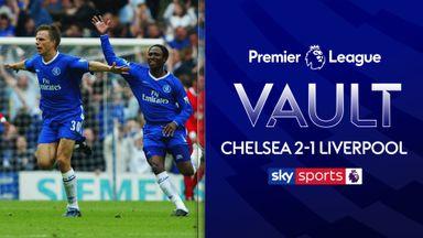 PL Vault | Chelsea 2-1 Liverpool (2003)