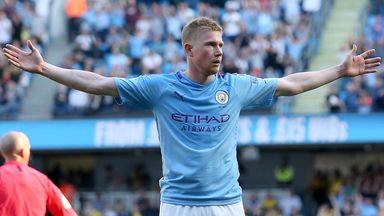 Player of the Round: De Bruyne