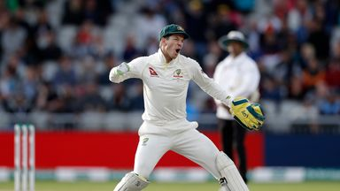 Paine: We came here to win the Ashes