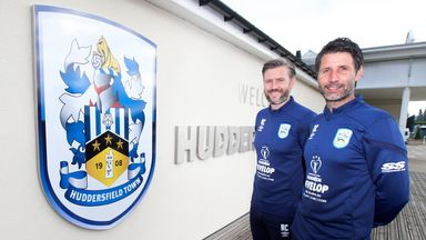 Cowley excited by Huddersfield challenge