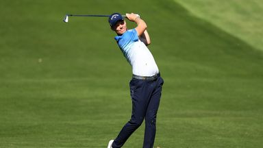 Willett chasing home victory