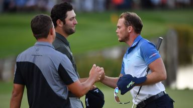 BMW PGA Championship: R3 highlights