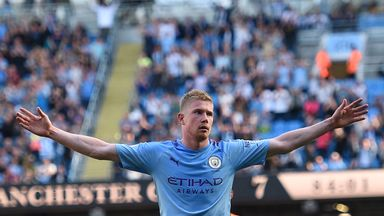 'De Bruyne injury not a big problem'