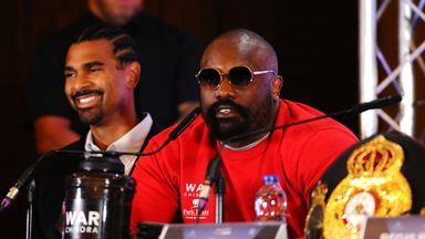 Haye: Chisora ruffled some feathers!