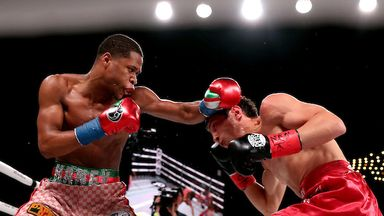 Haney too good for Abdullaev