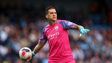 Pep: Ederson might miss Liverpool trip