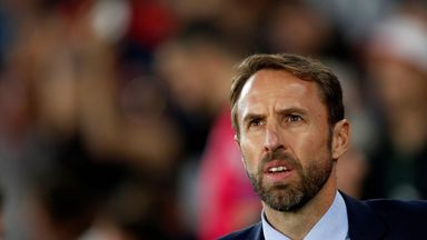 Southgate: Mistakes were obvious