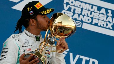 Race in Brief: Russian GP