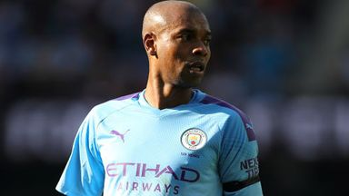 'Fernandinho as cover not ideal'